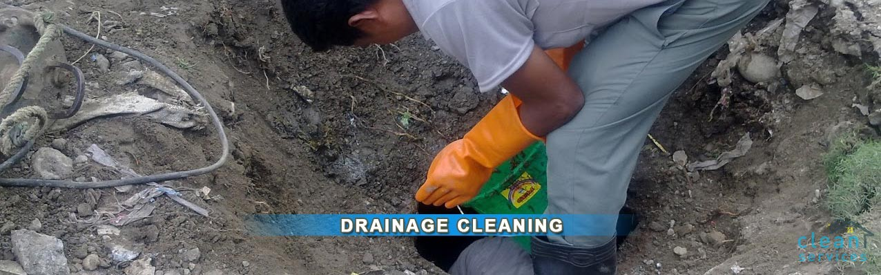 Drainage cleaning service in Kathmandu, Nepal
