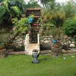 garden-water-fall-cleaning-4