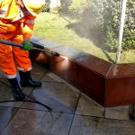 red-stone-cleaning-by-high-pressure-washer
