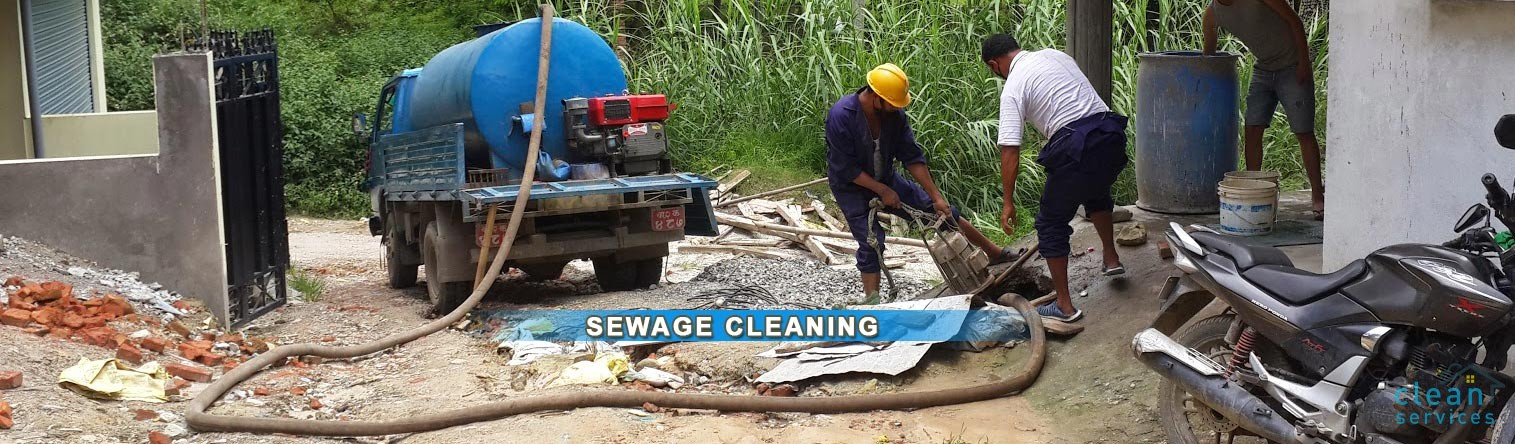 Safety Tank and drainage cleaning service in Kathmandu, Nepal