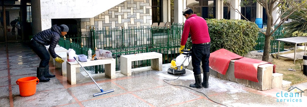 Professional marble and chips polishing service in kathmandu, Nepal