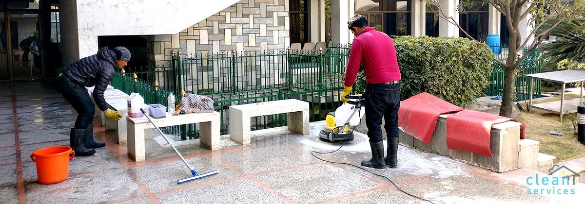 Professional marble and chips polishing service in kathmandu, Nepal