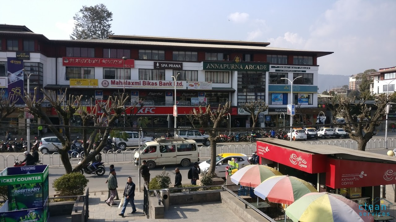 Annapurna Arcade