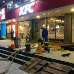 kfc-water-tank-cleaning